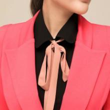 小西装女外套潮装韩版大码中长款修身西服春装新款2014小西装批发