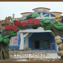 供应晋江石狮泉州/儿童乐园造景/晋江水泥雕塑/游乐园造景/卡通雕塑
