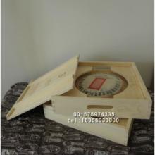 茶叶包装盒 定做茶饼木盒 礼盒普洱茶 茶饼包装盒 高端普洱茶盒