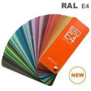 RAL劳尔实效色卡E4图片