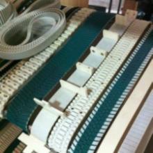 供应TPU同步带齿加布加挡块特种加工带图片