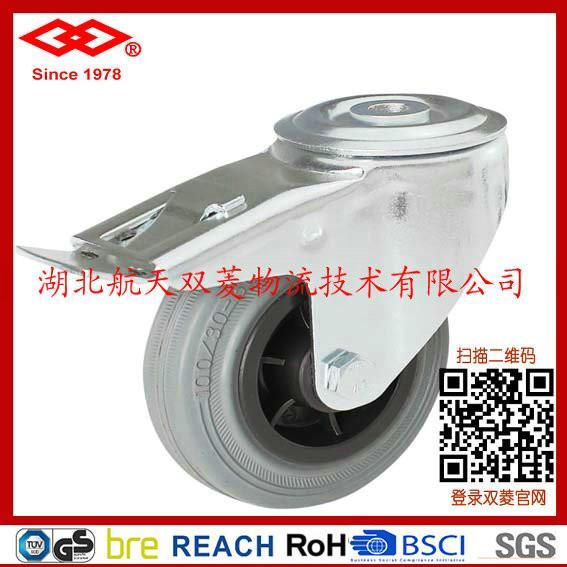 工业脚轮图片/工业脚轮样板图 (4)