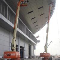 24米自行高空曲臂车、杭州哪里有高空曲臂车出租租赁热线。杭州24米高空曲臂车出租出租价格