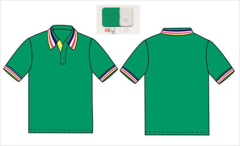 供应纯棉圆领t恤广告衫定做/t恤定制图