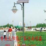 供应河南太阳能庭院灯生产厂家