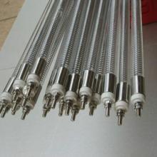 红外石英电热管石英玻璃电加热管干烧电热管尺寸可定制批发