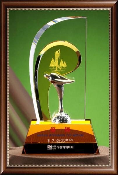 高尔夫球比赛奖杯图片/高尔夫球比赛奖杯样板图 (1)