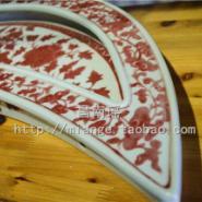 陶瓷茶盘釉里红等各种陶瓷图片