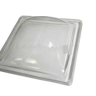 V0级透明PC磨砂板片图片