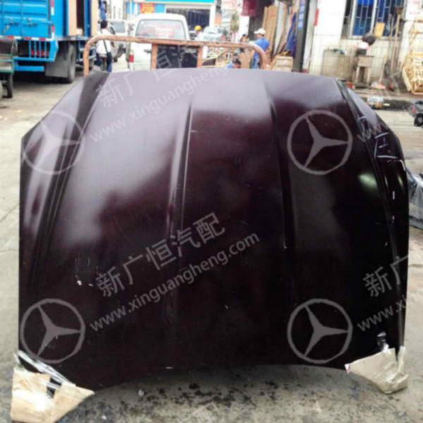 盖供货商 供应捷豹XJL机盖 头盖 大灯 叶子板 前杠 后杠原装拆车件 高清图片