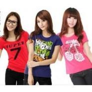 100件起混批的新款韩版女式服装批图片