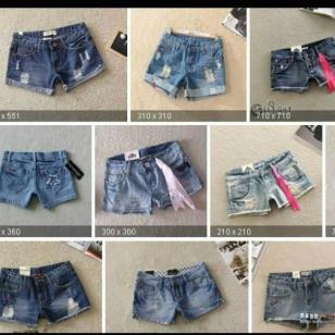 便宜男女装批发热销百万另有牛仔裤图片