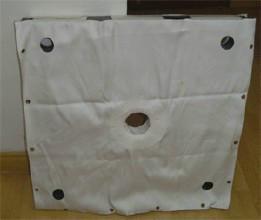 供应新疆专业板框滤布