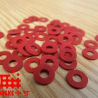 供应吉林省红介子垫片 绝缘垫片 绝缘垫片制品 绝缘红垫圈垫片