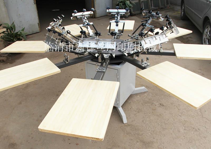 供应大型木板式印花机箱体型印花机服装布料印花机