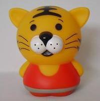 搪胶玩具/森林动物公仔/儿童玩具