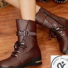 供应时尚女靴子