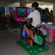 湖北儿童版3D摩托游艺机厂商图片