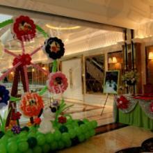 供应气球摩天轮/气球草坪/气球王国气球宝宝宴/气球装饰