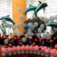 供应海洋乐园气球海洋