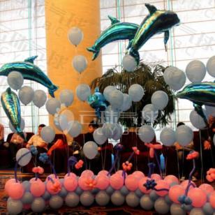 海洋乐园气球海洋图片