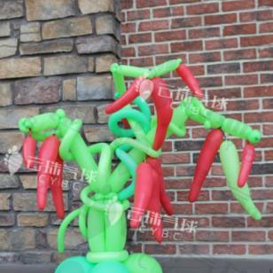 气球蔬菜制作/气球果蔬/气球造型图片