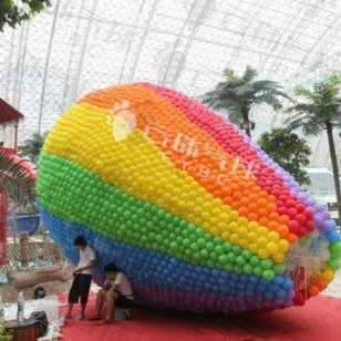 气球装饰/大型气球造型装饰布置图片