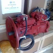 卡特320D挖掘机液压泵总成图片