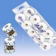 环保餐巾纸生产图片