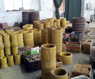 覆膜砂制作工艺、覆膜砂铸造、泊头覆膜砂铸件生产厂家、价格图片