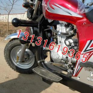 红色隆鑫175水冷发动机图片