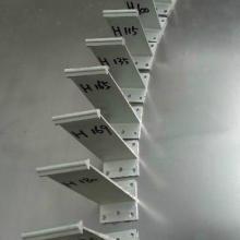 供应铝镁锰合金屋面板配件T型铝支座批发