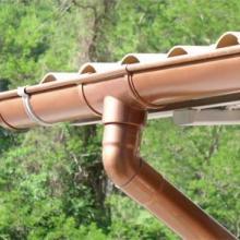 供应落水系统铝合金钰龙落水系统