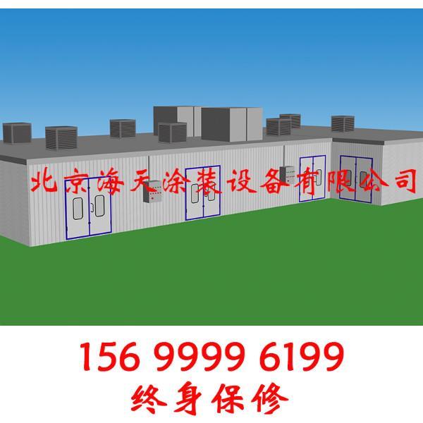 供应烤漆房标准/家具烤漆房标准图片