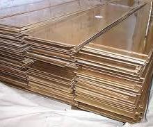 供应铍铜板,QBe2铍铜板