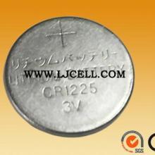 供应CR1225锂锰纽扣电池,玩具、仪器仪表专用环保电池
