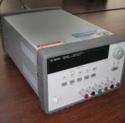 直流电源E3632A图片