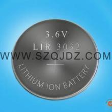 供应LIR3032充电电池厂家