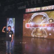石家庄高清投影仪租赁LED液晶屏图片