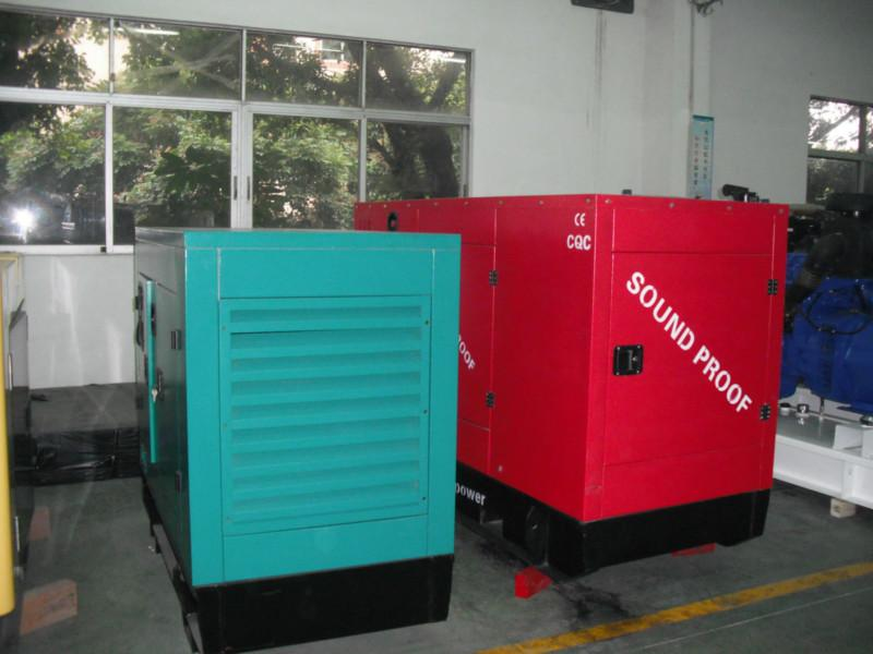 燃气发电机图片/燃气发电机样板图 (2)