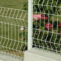 供应安平护栏网厂家 批发直销桃型立柱外围网价格 安平艾瑞丝网