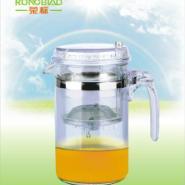 兴隆杯玻璃泡茶杯子圆形泡茶杯厂图片