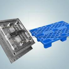 供应黄岩模具厂家专业供应塑料托盘模具图片