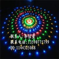 供应LED七彩网灯-节日庆典装饰灯-县城灯杆造型灯亮化