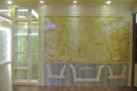 玉石玛瑙板透光材料图片