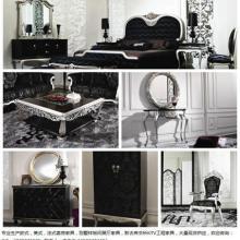 供应顺德实木新古典欧式家具-套房家具-沙发-床-休闲椅-酒柜-餐椅批发