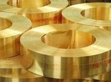 供应H59黄铜带/东莞金磊厂家生产黄铜带图片
