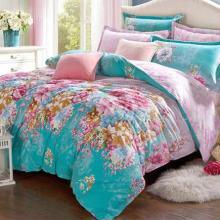 供应韩版简约系四件套床单被罩套件