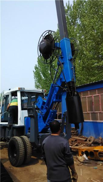 轮式旋挖钻机旋挖钻机价格