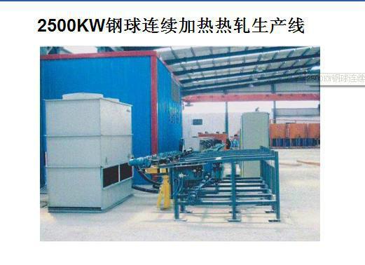 钢坯加热传动系统
